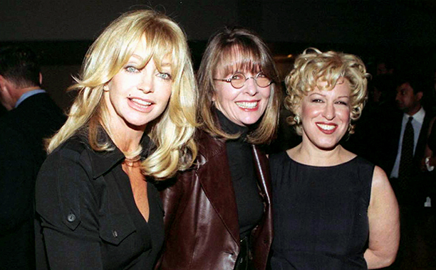 The 1996 Premiere of The First Wives Club