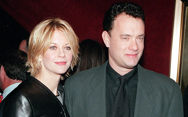 Meg Ryan and Tom Hanks at the Premiere of You've Got Mail in New York City on December 10, 1998