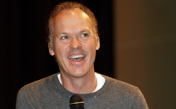 Michael Keaton at the Cinequest Film Festival in San Jose on March 1, 2008