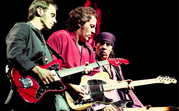 Bruce Springsteen on June 19, 1999