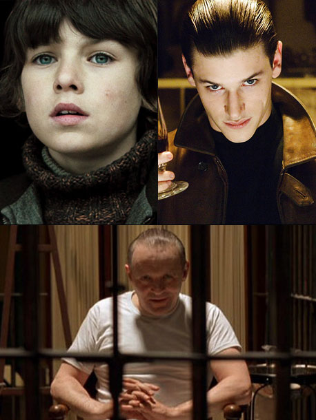 Younger version: Aaran Thomas, then Gaspard Ulliel ( Hannibal Rising , 2007) Older version: Anthony Hopkins (1991's The Silence of the Lambs , 2001's Hannibal…