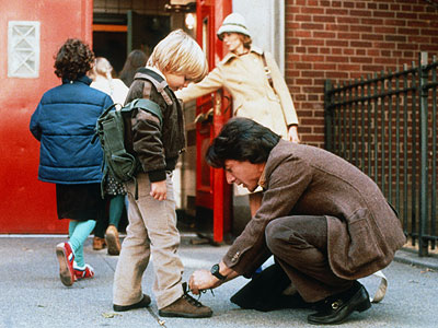 Kramer vs. Kramer, Dustin Hoffman, ... | It defined ''yuppie angst'' before the term was even invented. After wife Joanna (Meryl Streep) abandons her family to ''find herself'' (give her a break…