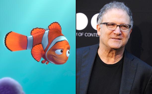 Albert Brooks, Marlin, Finding Nemo