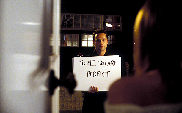 Andrew Lincoln in Love Actually in 2003