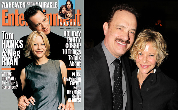 Tom Hanks and Meg Ryan Through The Years