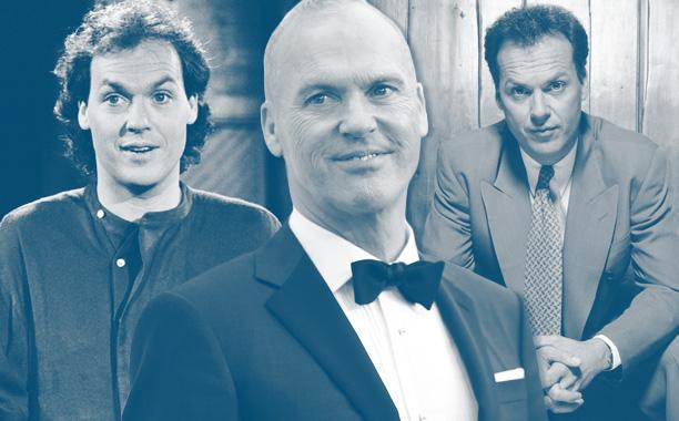 Michael Keaton Through the Years