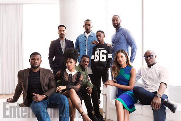 The Cast and Crew of Moonlight