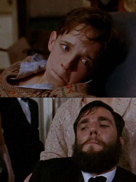 My Left Foot | Younger version: Hugh O'Conor ( My Left Foot , 1989) Older version: Daniel Day-Lewis ( My Left Foot ) Why it works: Day-Lewis got all…