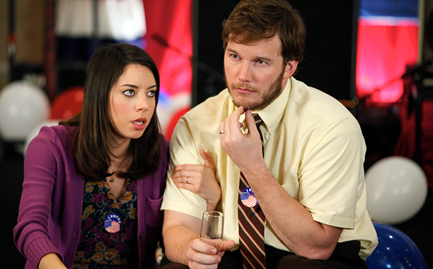 April and Andy, Parks and Recreation