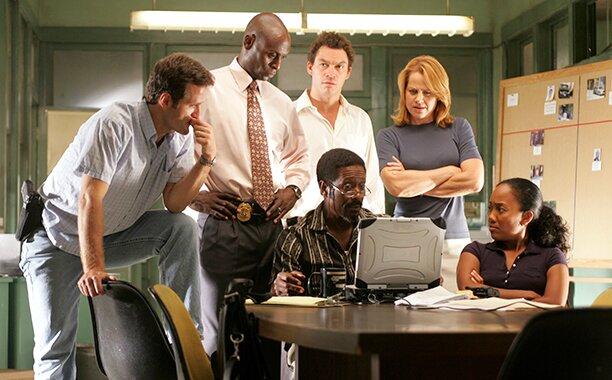 cast of the wire season 1