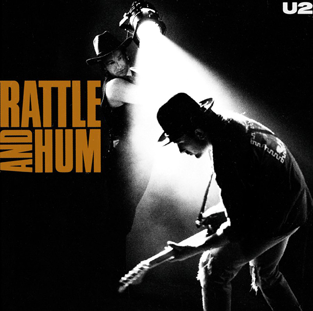 7. Rattle and Hum (1988)
