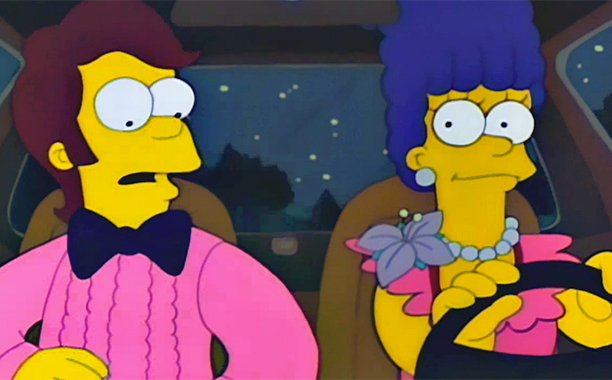 """Homer to Marge in """"The Way We Was"""" on The Simpsons"""