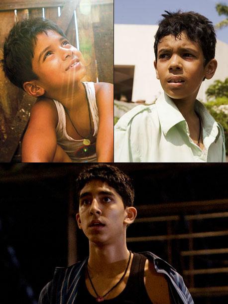 Slumdog Millionaire, Dev Patel | Younger version: Ayush Mahesh Khedekar, then Tanay Chheda ( Slumdog Millionaire , 2008) Older version: Dev Patel ( Slumdog Millionaire ) Why it works: All…