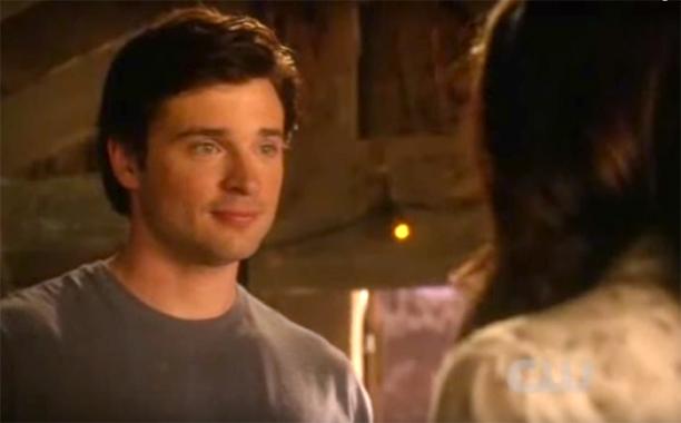 """Clark to Lois in """"Harvest"""" on Smallville"""