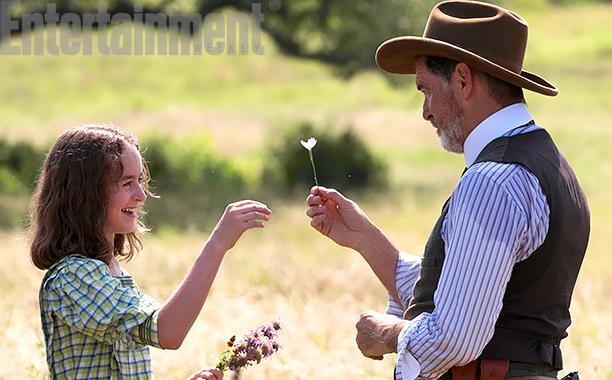 Grandfather-Daughter Bonding