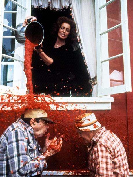 Sophia Loren | In the sequel to the popular Jack Lemmon-Walter Matthau comedy, Loren played Matthau's saucy love interest. ''Oh Walter, that beautiful man,'' she sighs. ''Watching Walter…