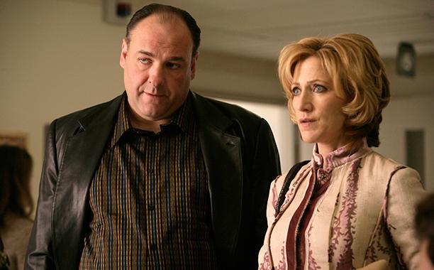 Tony and Carmela Soprano