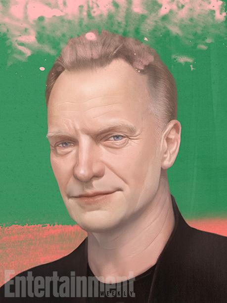 Sting, 57th & 9th, Nov. 11