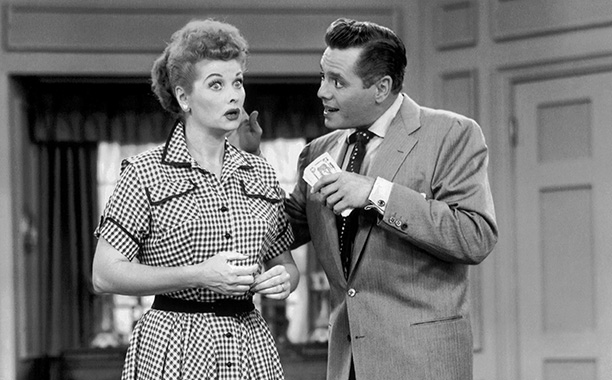Lucy and Ricky Ricardo, I Love Lucy