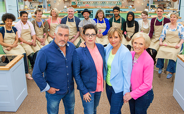 'Great British Baking Show' loses two hosts