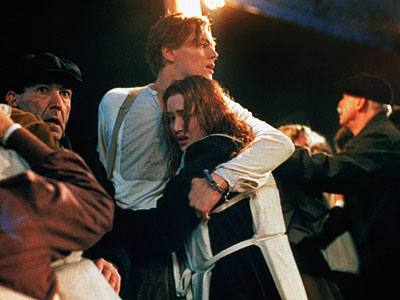 David Warner, Kate Winslet, ... | It's easy to dismiss James Cameron's Oscar-hogging tragedy as a one-trick pony, the sort of bombastic love story that made a gazillion dollars precisely because…