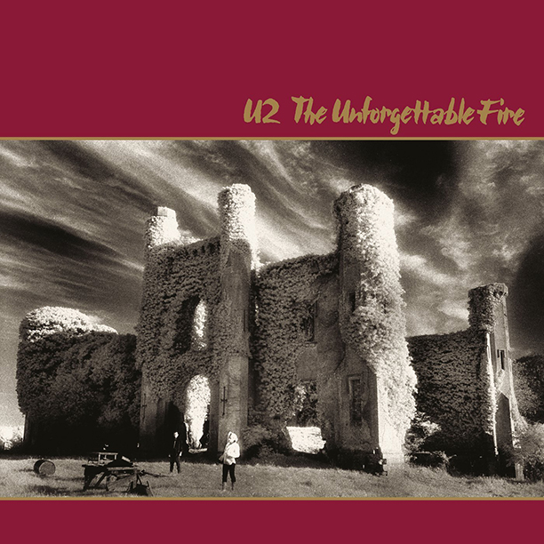9. The Unforgettable Fire (1984)