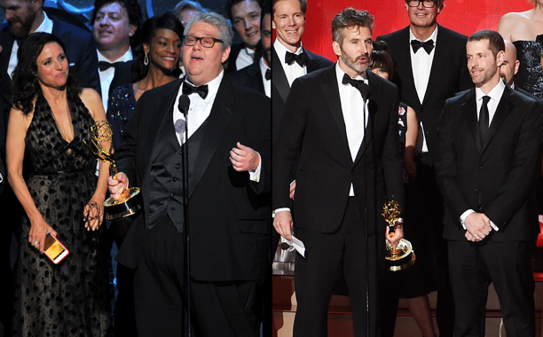 Veep and Game of Thrones Win Big