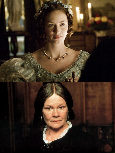 Mrs. Brown, Billy Connolly, ... | Younger version: Emily Blunt ( The Young Victoria , 2009) Older version: Judi Dench ( Mrs. Brown , 1997) Why it works: Neither plays Victoria…