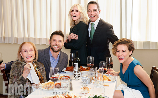 Who S The Boss Reunion Cast Reunites For Ew Ew Com