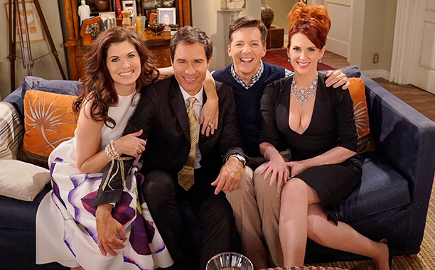 The Stars of 'Will and Grace'