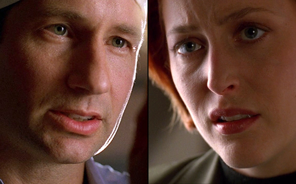 """Mulder to Scully in """"The Sixth Extinction II: Amor Fati"""" on The X-Files"""