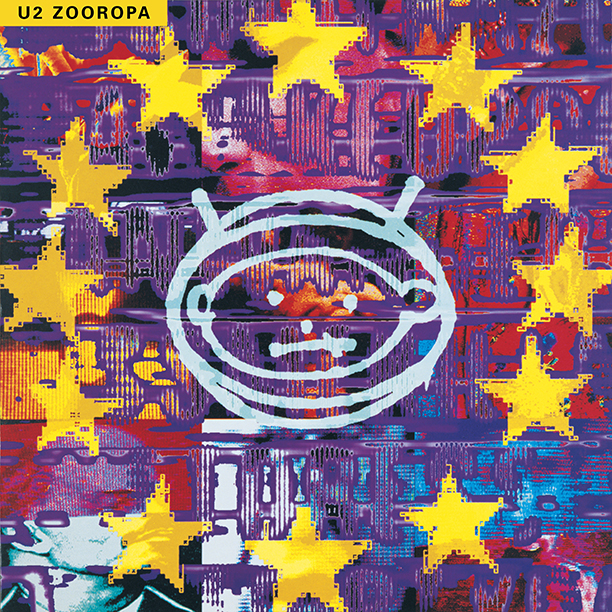 5. Zooropa (1993)