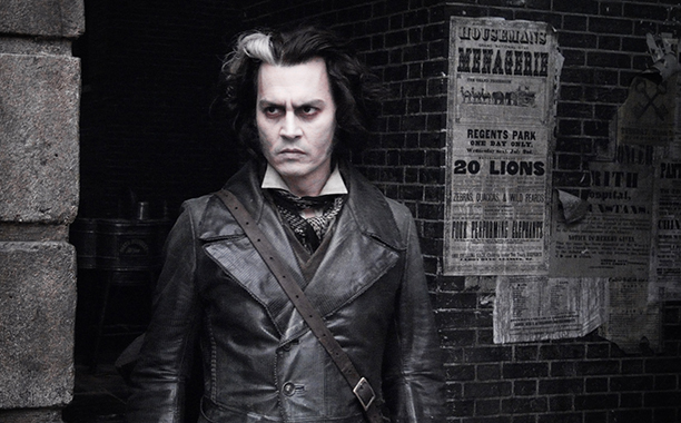 Sweeney Todd: The Demon Barber of Fleet Street (Netflix)