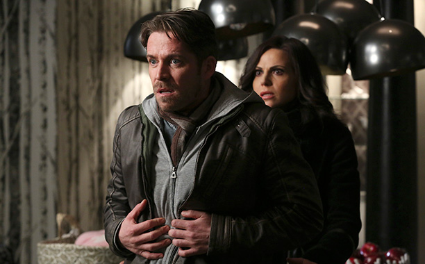 """GALLERY: Fauxbituaries: ONCE UPON A TIME - """"Last Rites"""" SEAN MAGUIRE, LANA PARRILLA"""