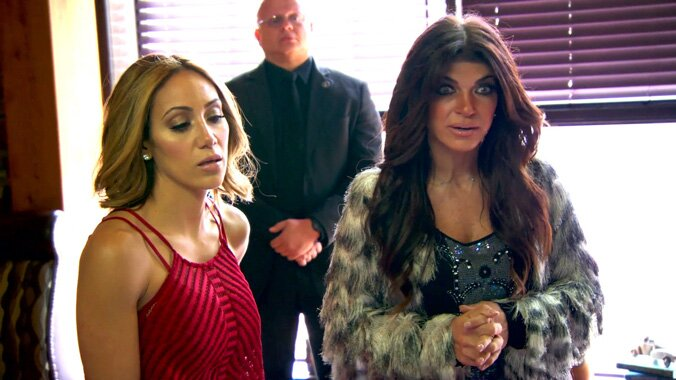 Real Housewives Of New Jersey Finale Recap Season 7 Episode 16 Ew Com