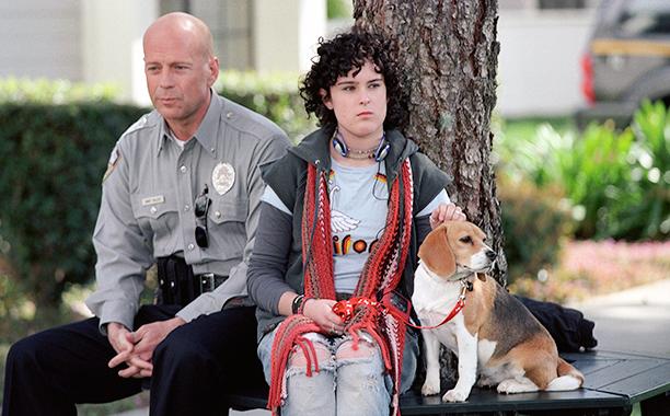 Bruce Willis and Rumer Willis, Hostage