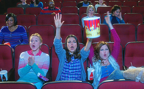All Crops: BAD MOMS (2016) Kristen Bell, Mila Kunis, and Kathryn Hahn