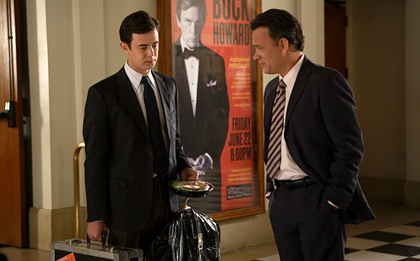 Colin Hanks and Tom Hanks, The Great Buck Howard