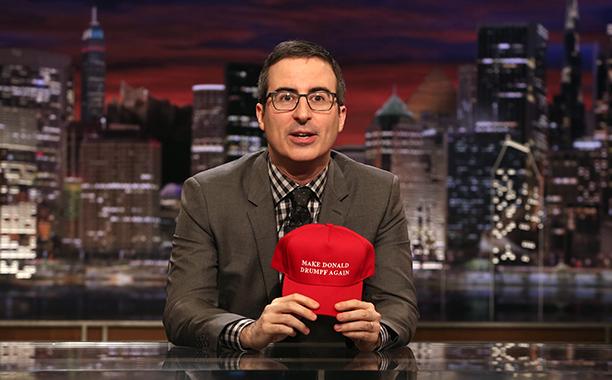 John Oliver's Take on Donald Trump
