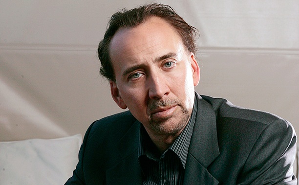 That Nicolas Cage Was Alive During the Civil War