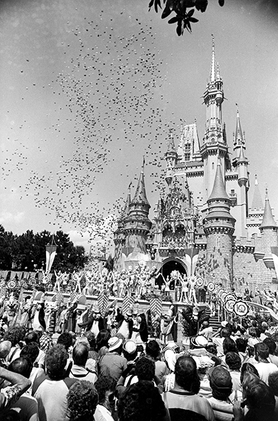 Grand Opening in October 1971