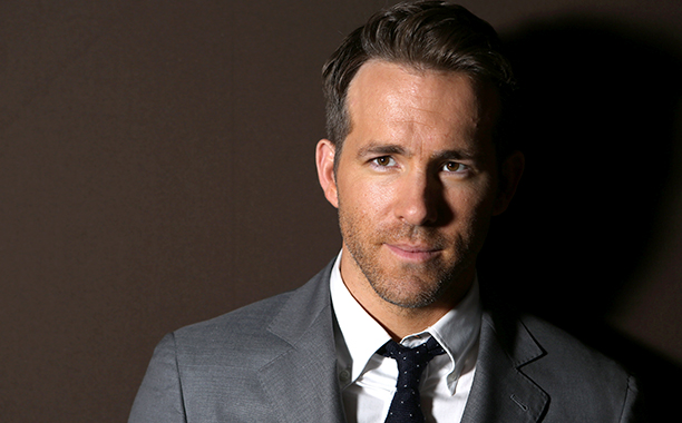 Ryan Reynolds at the 67th Cannes Film Festival on May 17, 2014