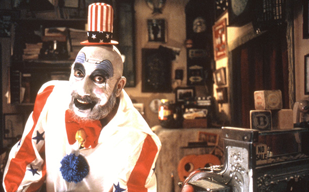 There are clowns who like to make balloon animals. And there are those who like to snort cocaine, beat women, and threaten children. Genre favorite…