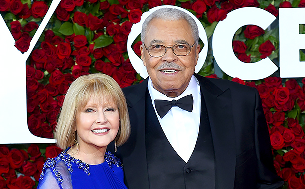 GALLERY: Stars We Lost in 2016: ALL CROPS: 539779438 Actors Cecilia Hart (L) and James Earl Jones attend the 70th Annual Tony Awards at The Beacon Theatre on June 12, 2016 in New York City. (Photo by Ben Gabbe/Getty Images)