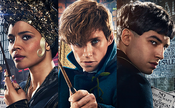 'Fantastic Beasts and Where to Find Them'