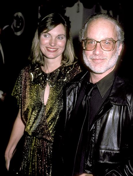 Richard Dreyfuss and Jeramie Rain