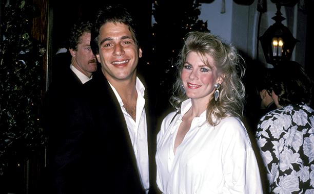 Tony Danza and Tracy Danza
