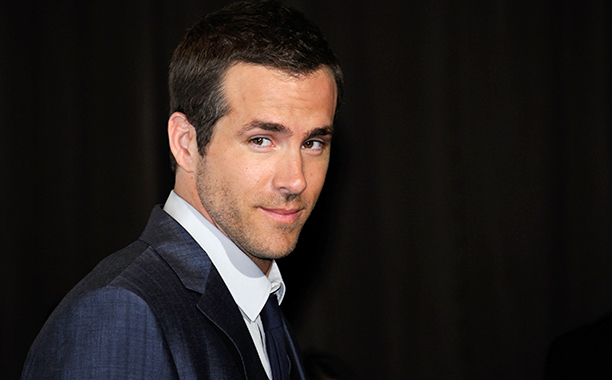 Ryan Reynolds at the CinemaCon Awards on March 31, 2011