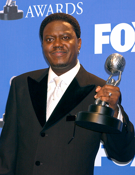 Bernie Mac at the 2004 NAACP Image Awards on March 6, 2004