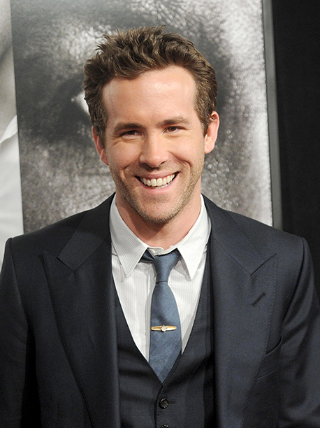 Ryan Reynolds at the Safe House Premiere in New York City on February 7, 2012